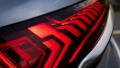 Audi Q7, dettaglio del fanale posteriore