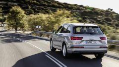 Audi Q7 e-tron: con la Q7 ibrida plug-in si fa di tutto - Immagine: 9