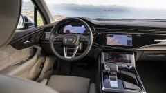 Audi Q7, gli interni