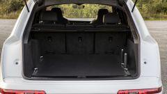 Audi Q7, il bagagliaio