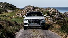 Audi Q7, il frontale