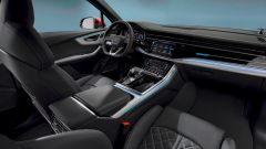 Audi Q7: l'abitacolo