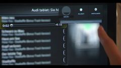 Audi Q7 Rear Entertainment Tablets  - Immagine: 9
