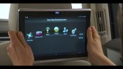 Audi Q7 Rear Entertainment Tablets  - Immagine: 3
