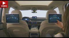Audi Q7 Rear Entertainment Tablets  - Immagine: 1