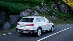 Audi Q7, su strada è più agile di quello che ti aspetti