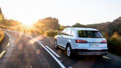Audi Q7, vista 3/4 posteriore
