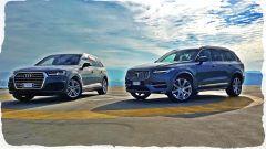 Audi Q7 vs Volvo XC90 - Immagine: 1