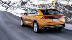 Audi Q8 2019: nuovi motori per il SUV coupé - Immagine: 2