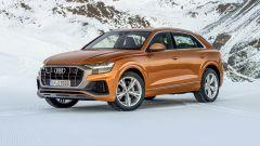 Audi Q8 2019: nuovi motori per il SUV coupé - Immagine: 3