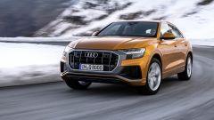 Audi Q8: arriva il benzina mild hybrid