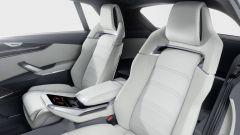 Audi Q8 concept: i sedili hanno uno schienale