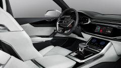 Audi Q8 Concept: la nuova SUV ibrida sarà in produzione nel 2018 - Immagine: 8