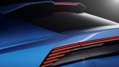 Audi Q8 concept: la firma luminosa è quella dei modelli e-tron