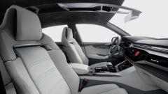 Audi Q8 concept: vista degli interni
