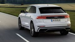 Audi Q8 e quattro plug-in hybrid: 3/4 posteriore