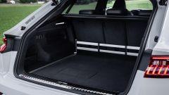 Audi Q8 e quattro plug-in hybrid: bagagliaio