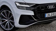 Audi Q8 e quattro plug-in hybrid: dettaglio anteriore