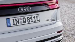 Audi Q8 e quattro plug-in hybrid: dettaglio posteriore