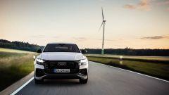 Audi Q8 e quattro plug-in hybrid: frontale