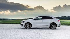 Audi Q8 e quattro plug-in hybrid: laterale