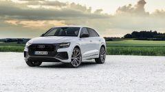 Audi Q8 e quattro plug-in hybrid: vista frontale