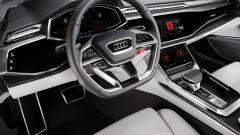 Audi Q8, gli interni
