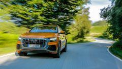 Audi Q8, l'abbiamo guidata su strada e non solo