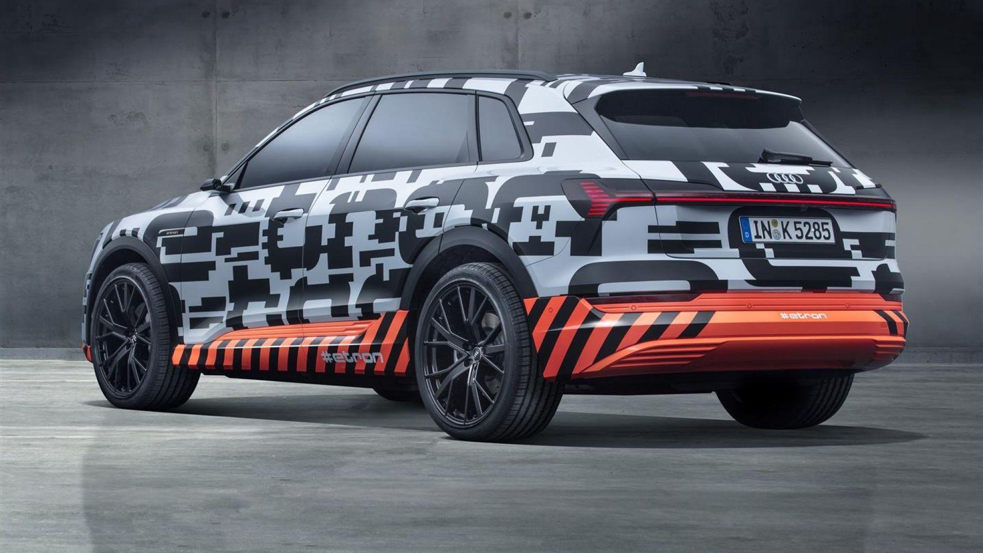Audi Q8  Nuova Q3 2018 E E