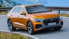 Audi Q8 primo contatto