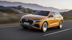 Audi Q8: oltre allo stile c'è (molto) di più [VIDEO] - Immagine: 17