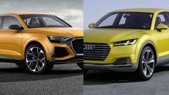Audi Q8, Q4 e e-tron Sportback: ecco quando escono