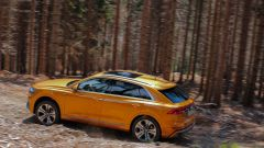 Audi Q8, se la cava alla grande anche in offroad