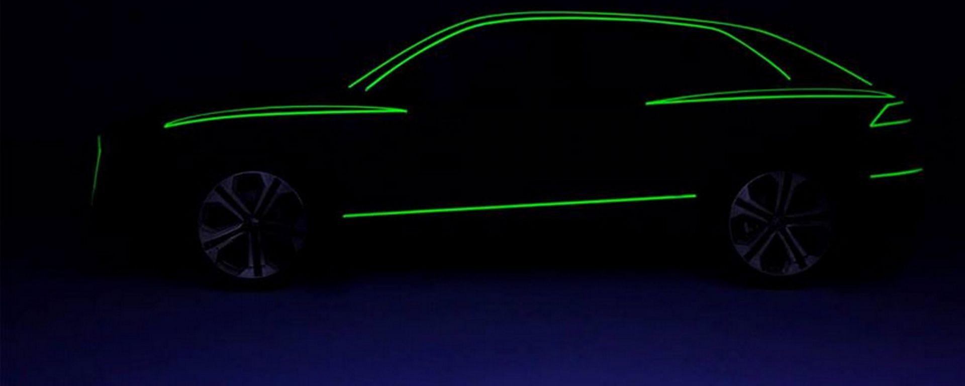 Audi Q8: su Facebook le prime anticipazioni