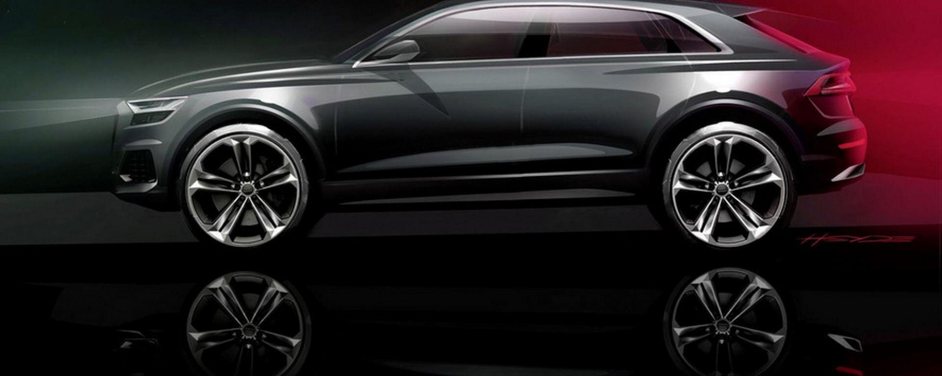 Audi Q9, fantasia o progetto concreto?