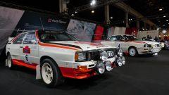 Audi Quattro 1981 - Auto e Moto d'Epoca 2016