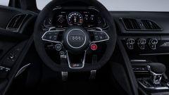 Audi R8 2018: la supercar con la cravatta - Immagine: 9