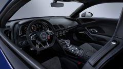 Audi R8 2018: la supercar con la cravatta - Immagine: 11