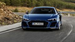 Audi R8 2018: prova, prezzi, dotazioni, scheda tecnica, potenza