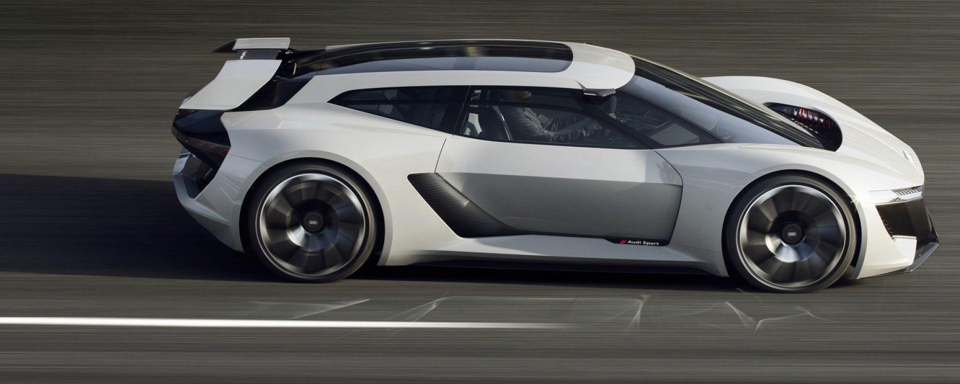 Audi R8: elettrico a parte, ecco come sarà la terza generazione