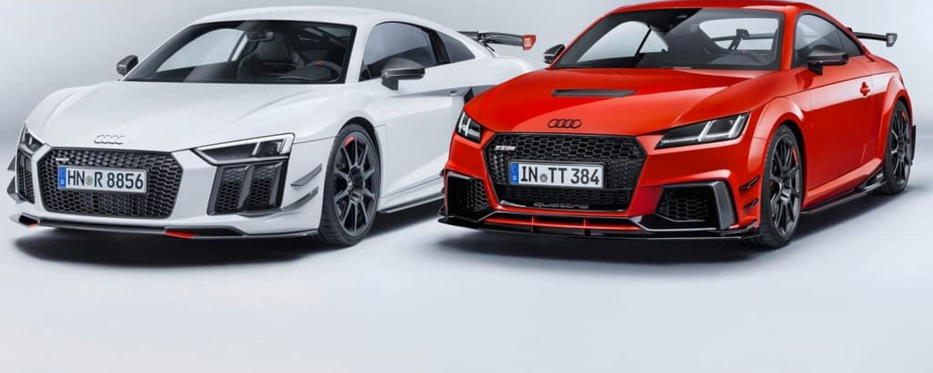 Audi R8 e TT hanno davanti un futuro incerto...