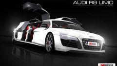 Audi R8 limo - Immagine: 1