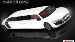 Audi R8 limo - Immagine: 8