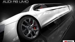 Audi R8 limo - Immagine: 7