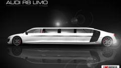 Audi R8 limo - Immagine: 6