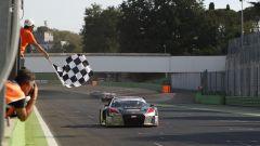 Audi R8 LMS a podio nella gara di Vallelunga