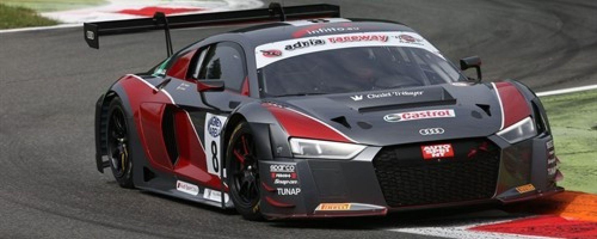 Audi R8 LMS - Campionato Italiano GT, Monza