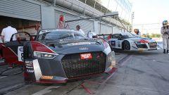 Audi R8 LMS e R8 LMS ultra - Audi Sport Italia, Campionato GT Italiano