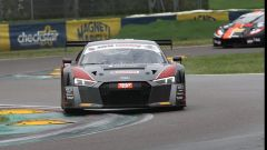 Audi R8 LMS sul Circuito di Imola