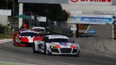 Audi R8 LMS ultra - Campionato Italiano GT, Monza 2017